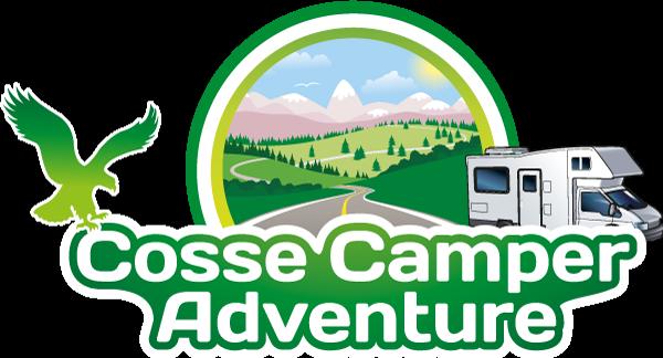 Cosse Camper Adventure Logo
