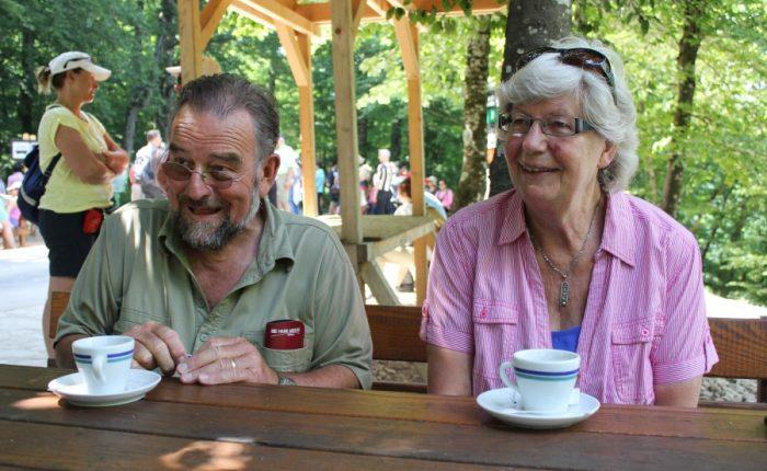 Henk en Berta in Kroatie