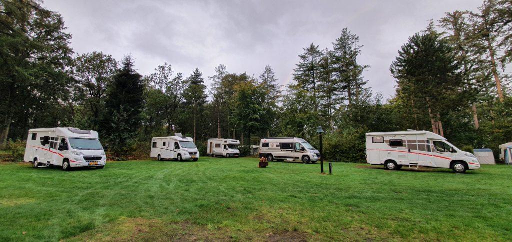 Camperreis voor beginners - camping Gasselte