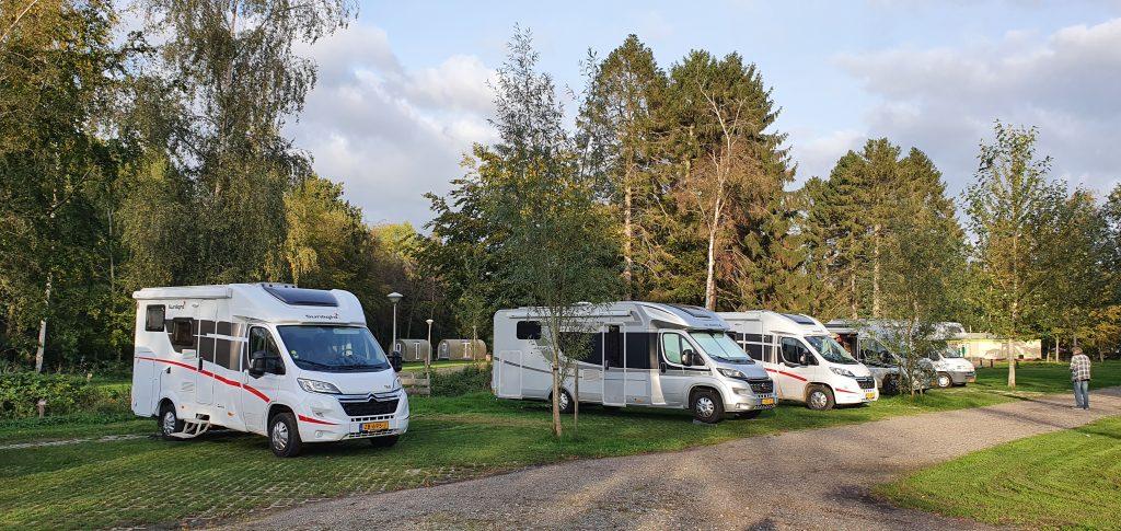 Camperreis voor beginners - Camping Urkerbos Urk