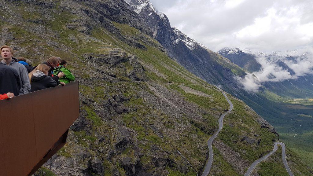 Camperreis Noorwegen - Trollstigen