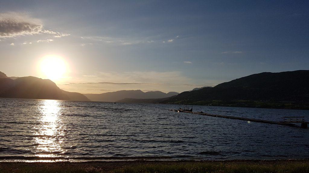 Camperreis Noorwegen Sandane