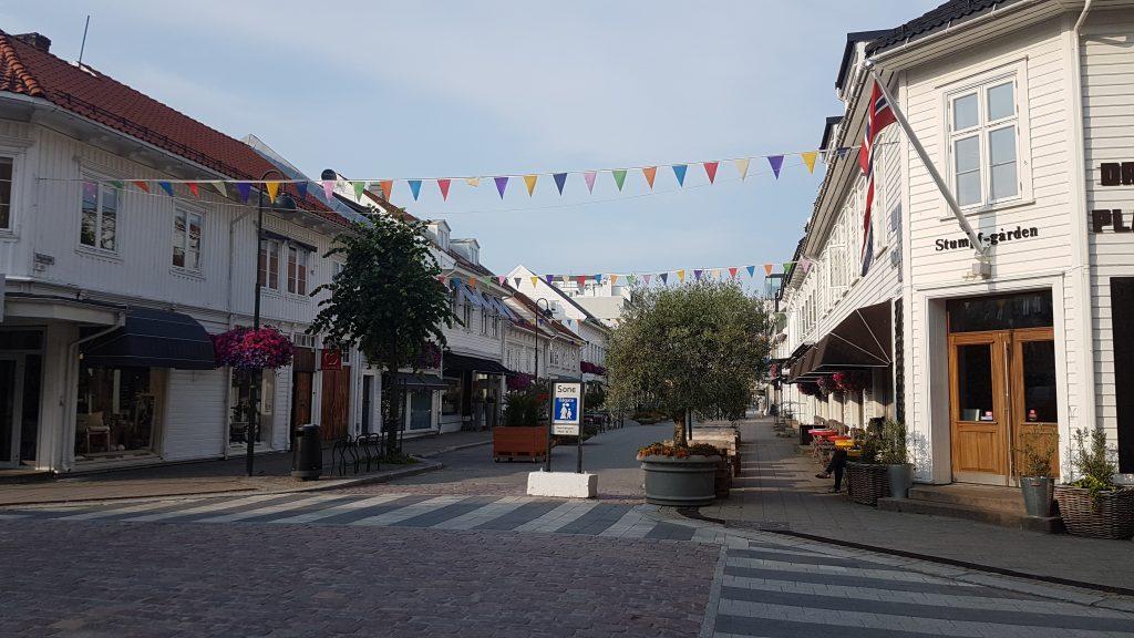 Camperreis Noorwegen Kristiansand
