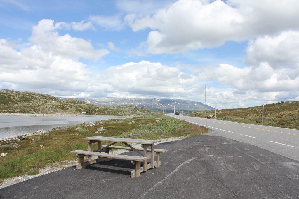 Camperreis Noorwegen Hardangervidda Nationaal Park