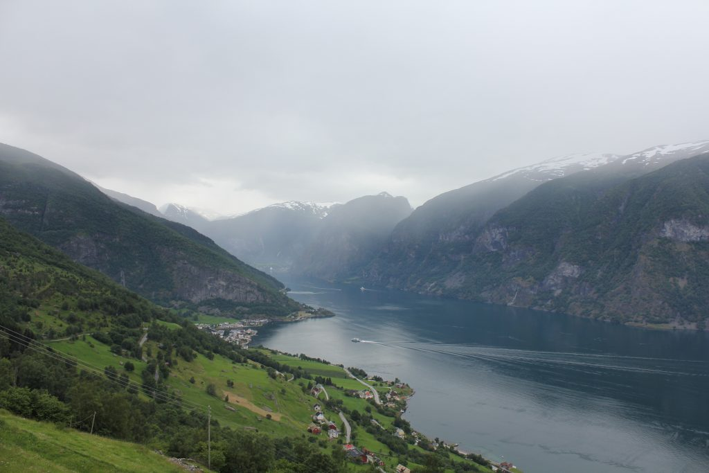 Camperreis Noorwegen Eidfjord