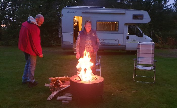 8-daagse campertraining Cosse Camper Adventure