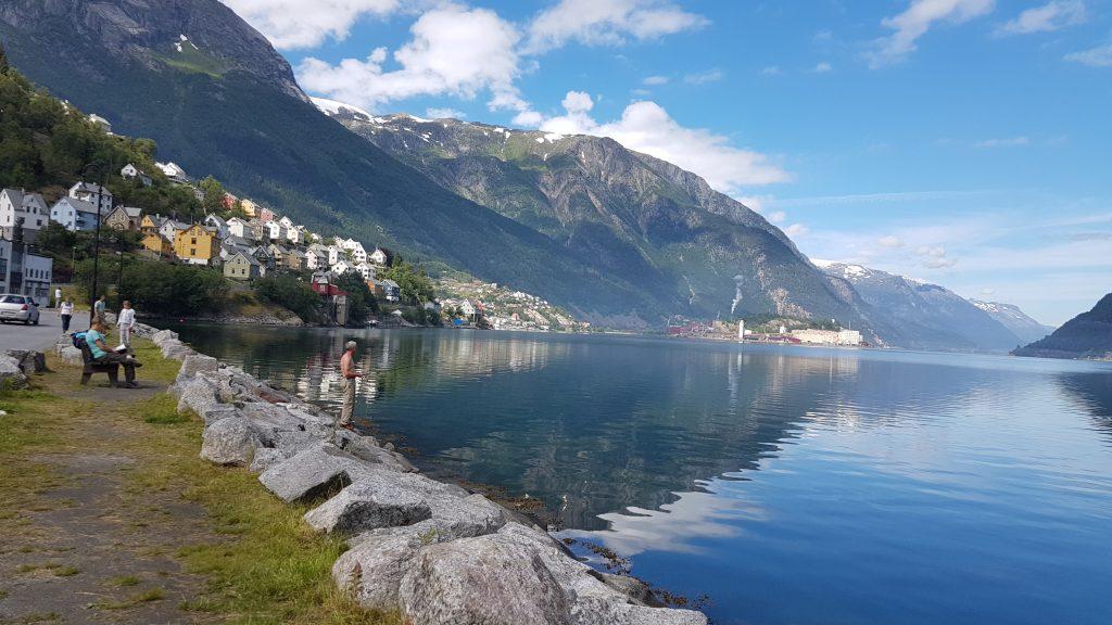 Camperreis Noorwegen - Odda