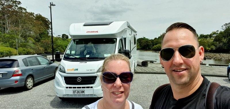 Op reis met de camper in Nieuw-Zeeland