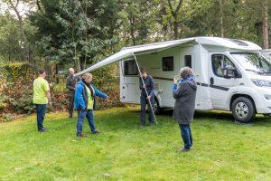 Camper techniek - uitleg op de camping