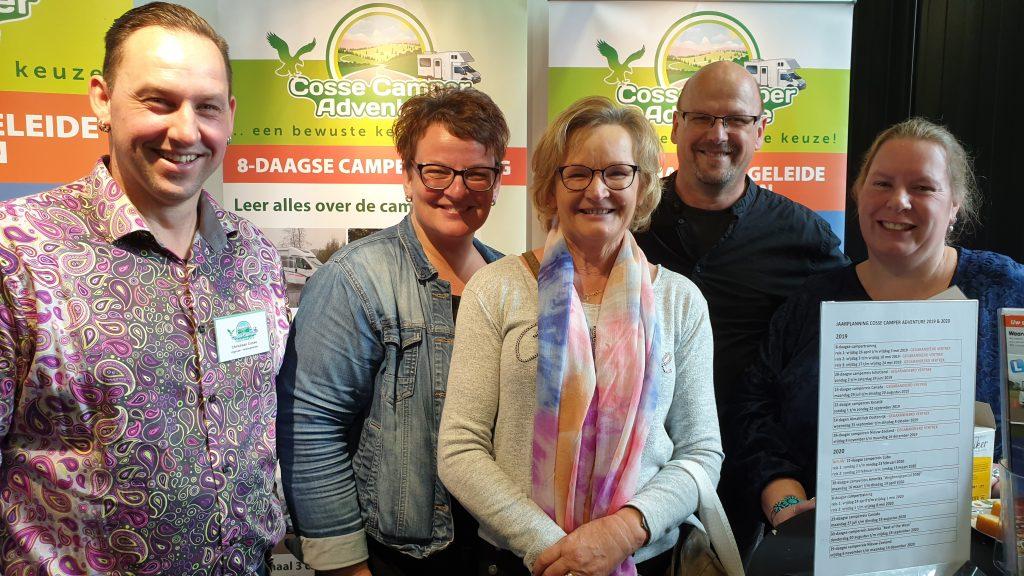 Beursstand Cosse Camper Adventure - Verre Reizen Event Den Haag